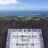 Photo taken at Miradouro da Bela Vista by Nelson P. on 6/29/2017