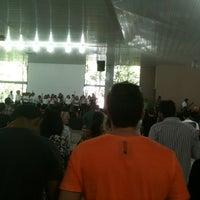Photo taken at IEBV - Igreja Evangélica Batista de Vitória by Marcello D. on 4/28/2013