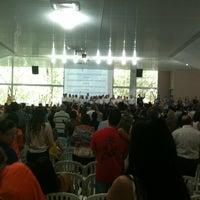 Photo taken at IEBV - Igreja Evangélica Batista de Vitória by Marcello D. on 4/7/2013