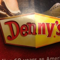 Photo taken at Denny's by Susan A. on 8/24/2013
