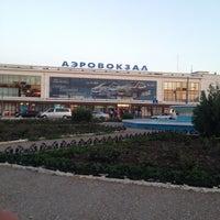 Photo taken at Odessa International Airport (ODS) by Konstantin K. on 5/6/2013