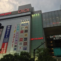 Photo taken at Yodobashi Camera by Tsutomu S. on 6/23/2013