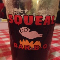 Photo taken at Squeal BBQ by Timothy M. on 1/10/2013