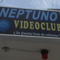 Photo taken at Video Neptuno by Mari R. on 7/20/2013