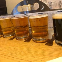 Photo taken at Silver Moon Brewing & Tap Room by Steve B. on 4/7/2017