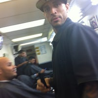Photo taken at Extreme Barber Shop by Dizmassage G. on 4/12/2013