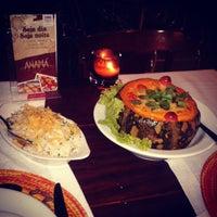 7/9/2013 tarihinde Rafael C.ziyaretçi tarafından Anamá Restaurante'de çekilen fotoğraf