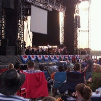 Photo taken at Memphis Sunset Symphony by Jerry D. on 5/26/2013
