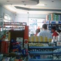 Photo taken at Drogaria Santa Maria - Rede LigaFarma by Elisângela T. on 8/17/2013