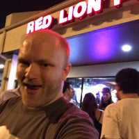 Photo taken at Red Lion Pub by Richie W. on 10/3/2015