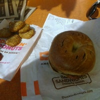 Photo taken at Dunkin Donuts by Martina W. on 9/1/2013