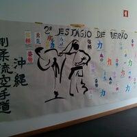 Photo taken at Grupo Dramático Ramiro José by Rita M. on 6/21/2014