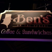 Photo taken at Ben's on the Square by Jared C. on 4/7/2013