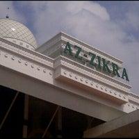 Photo taken at Masjid Az - Zikra by Nurzet Z. on 4/7/2013