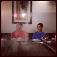 Photo taken at Tokyo Steak House by Robert R. on 2/16/2014
