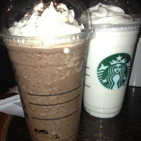 Photo taken at Starbucks Coffee by Polly Z. on 2/10/2013
