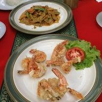 Photo taken at Baan Bang-la Restaurant by Artyom (Chi/Rt) P. on 12/18/2013