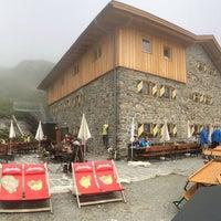 Photo taken at Ambergerhütte by Jens V. on 7/31/2015