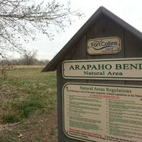 Photo taken at Arapaho Bend Natural Area by Rob Smith P. on 4/12/2014