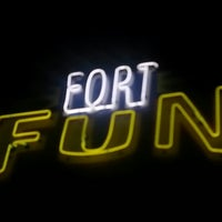 Photo taken at Fort Fun by Rob Smith P. on 1/5/2013