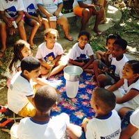 Photo taken at Centro de Solidariedade Padre Enzo Rizzo by Mariana A. on 4/10/2015