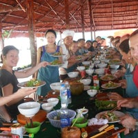 Photo taken at HCM Cooking Class by Tan O. on 4/7/2013