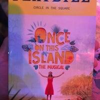 Foto diambil di Circle in the Square Theatre oleh Erlie P. pada 9/10/2018