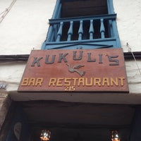Photo taken at Kukuli's by Erlie P. on 1/12/2014