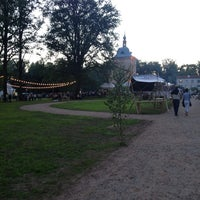 Photo taken at Valmiermuiža by Signe O. on 6/15/2013
