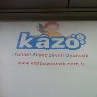 Photo taken at KAZO Ltd. Şti. BUCAKLAR by Said B. on 1/28/2014