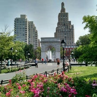 Foto scattata a Washington Square Park da Doğan G. il 6/26/2016