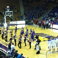 Photo taken at McLeod Center by Larry G. on 11/4/2012