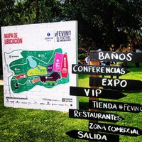 Photo taken at #FEVINO el Festival del Vino Mexicano by Charly D. on 6/9/2013