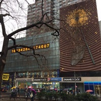 Photo taken at Union Square Metronome by Masha 8. on 1/15/2014