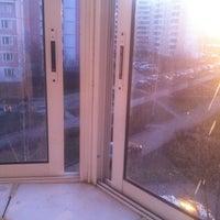 Photo taken at Балкончик с Марсиком by Аника on 4/23/2013