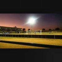 Photo taken at Bloemfontein by Moeketsi M. on 7/28/2014