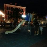 Photo taken at Parco Giochi by Carmen G. on 7/3/2013