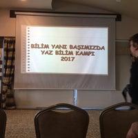 8/26/2017 tarihinde Şevval T.ziyaretçi tarafından Parion Hotel'de çekilen fotoğraf