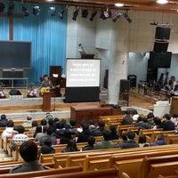 Photo taken at 은혜와진리교회 과천성전 by 정훈 김. on 12/8/2012