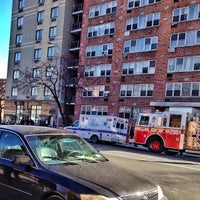 Photo taken at Ramada Jamaica/Queens by David D. on 12/11/2013
