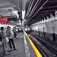 Photo taken at MTA Subway - 23rd St (F/M) by David D. on 7/3/2013