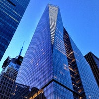 Photo taken at Bank of America Tower by David D. on 4/7/2013