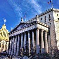 Photo taken at New York Supreme Court by David D. on 2/5/2013