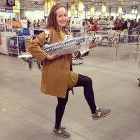 Photo taken at IKEA by Alena T. on 4/5/2014