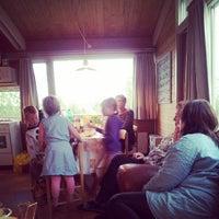 Photo taken at Munaðarnes by Hjalti R. on 7/7/2013