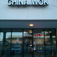 Photo taken at China Wok by Xi S. on 4/7/2013