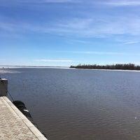 Photo taken at Сызранский речной порт by Оксанка К. on 4/10/2017