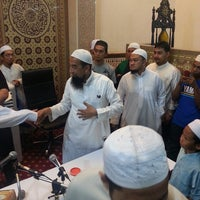 Photo taken at Masjid Al-Ridhuan by exoduz on 6/29/2013