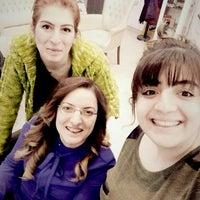 Photo taken at Pandora Bayan Kuaförü by ReMZiyE A. on 11/12/2015