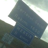 Photo taken at Sertavul Geçidi by Murat Ö. on 4/22/2014